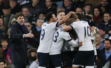 Crystal Palace v Tottenham Hotspur - Barclays Premier League