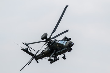 Kampfhubschrauber Apache AH-64