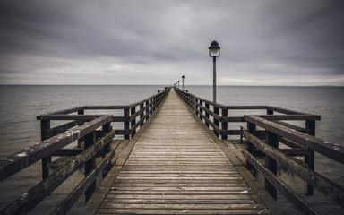 Seebrücke Lubmin Ostsee