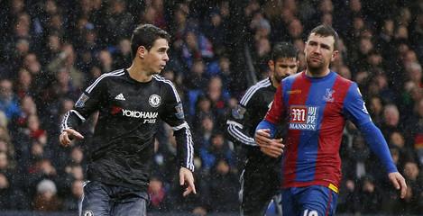 Crystal Palace v Chelsea - Barclays Premier League
