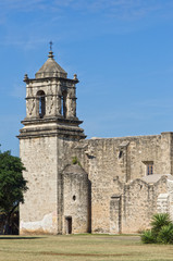 Mission San Jose in San Antonio Missions National Historical Park