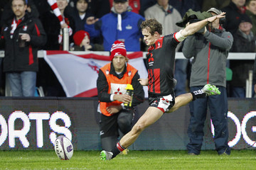 Gloucester Rugby v Zebre Rugby - European Rugby Challenge Cup Pool Four