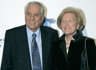 File photo of actor and director Gary Marshall and his wife Barbara in Beverly Hills