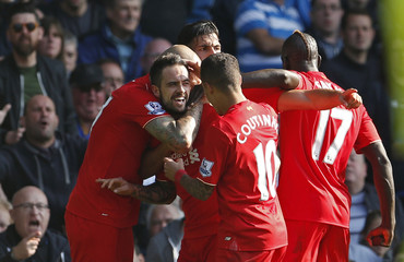 Everton v Liverpool - Barclays Premier League