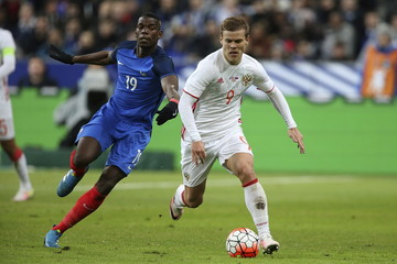 Football Soccer - France v Russia - International Friendly