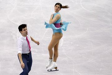 Figure Skating - ISU World Figure Skating Championships - Pairs Short Program - Boston, Massachusetts, United States