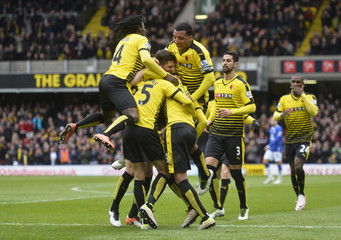 Watford v Everton - Barclays Premier League