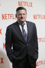 Ted Sarandos, Chief Content Officer of Netflix, attends a red carpet event as Netflix launches its video streaming service in France in Paris