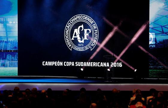 Football Soccer - 2017 Copa Sudamericana draw