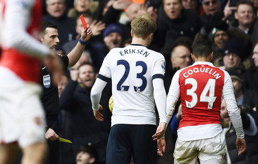 Tottenham Hotspur v Arsenal - Barclays Premier League