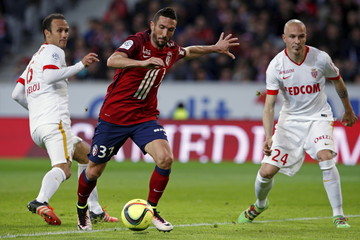 Losc Lille v AS Monaco - French Ligue 1