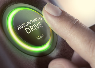 Autonomous Drive, Self-Driving Vehicle