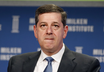 Simon, President and CEO of Walmart U.S., speaks at the 2014 Milken Institute Global Conference in Beverly Hills