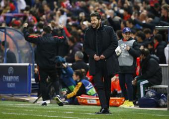 Atletico Madrid v FC Barcelona - UEFA Champions League Quarter Final Second Leg