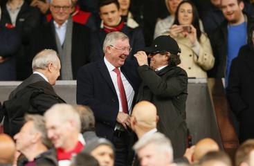 Manchester United v Manchester City - Barclays Premier League