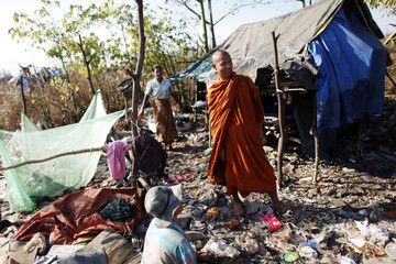 To match feature MYANMAR-REFUGEES/