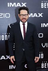 "J.J. Abrahms arrives for the world premiere of ""Star Trek Beyond"" in San Diego"