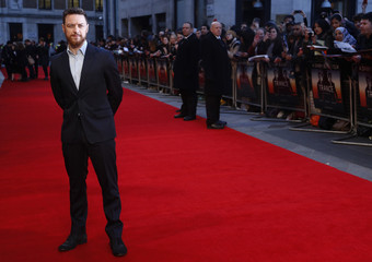 """Actor James McAvoy arrives for the world premiere of """"Trance"""" at Leicester Square in London"""