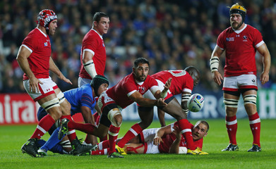France v Canada - IRB Rugby World Cup 2015 Pool D