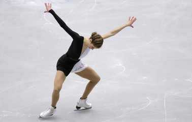 Figure Skating - ISU European Championships 2017 - Ladies Short Program