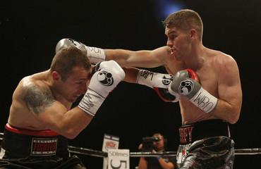 Liam Smith v Predrag Radosevic WBO Super-Welterweight Title