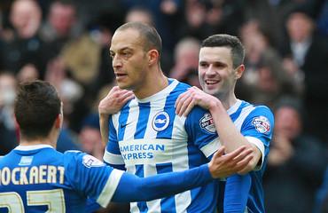 Brighton & Hove Albion v Huddersfield Town - Sky Bet Football League Championship
