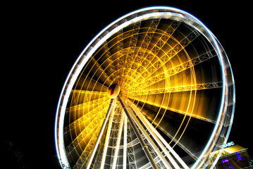 South Bank - Wheel of Brisbane