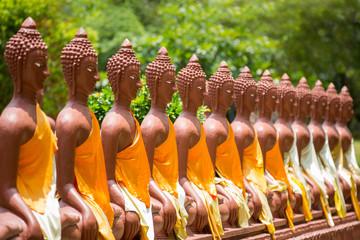 Buddha statue,Representing the Buddha.
