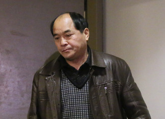 Diran Lin, father of victim Jun Lin, appeared in court for the preliminary hearing of suspect Luka Rocco Magnotta in Montreal