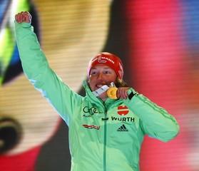 Biathlon - IBU World Championships Hochfilzen -  Women's 15km Individual
