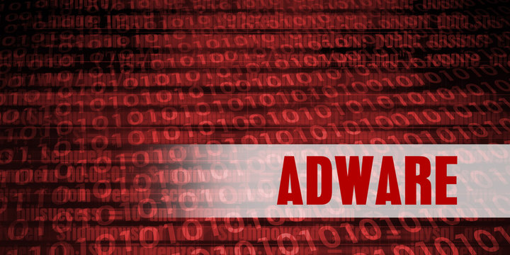 Adware Security Warning