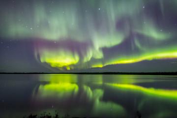 Lake reflex Auroa