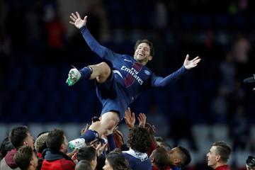 Paris St Germain v Caen - Ligue 1