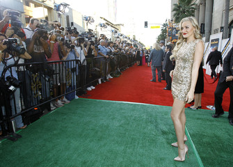 "Michalka poses at the premiere of ""Secretariat"" at El Capitan theatre in Hollywood"