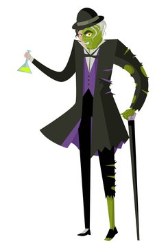 doctor jekyll and mister hyde monster creature