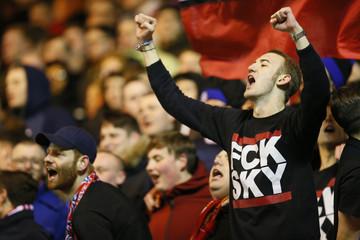 Middlesbrough v Wolverhampton Wanderers - Sky Bet Football League Championship