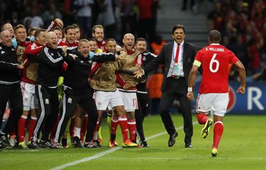 Wales v Belgium - EURO 2016 - Quarter Final