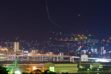 北九州市八幡区の夜景