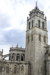 Cathedral of lugo, galicia, spain, europe