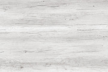 White washed soft wood surface as background texture Wall mural