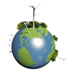 Green Planet Earth 04