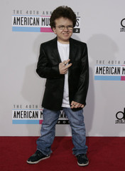 Actor Keenan Cahill arrives at the 40th American Music Awards in Los Angeles