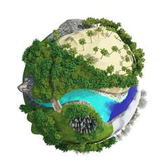 Planet World 3D