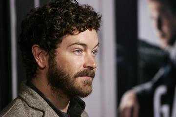 """Actor Danny Masterson arrives at Warner Bros. Pictures' """"Gangster Squad"""" premiere at Grauman's Chinese Theatre in Hollywood, California"""