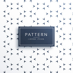 small arrow direction pattern background