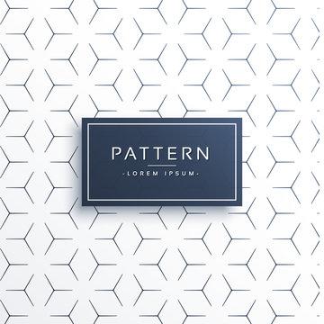 minimal think line geometric pattern background