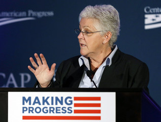 EPA Administrator McCarthy speaks at the Center for American Progress' 2014 Policy Conference  in Washington
