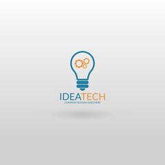 Idea technology. Idea logo