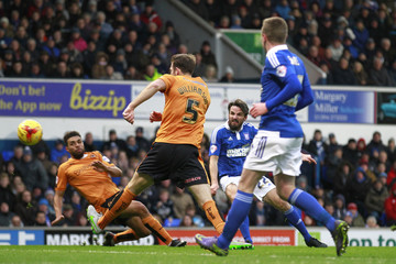 Ipswich Town v Wolverhampton Wanderers - Sky Bet Football League Championship