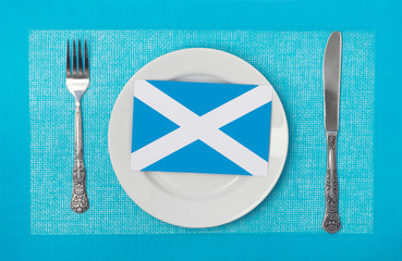 National cuisine of Scotland